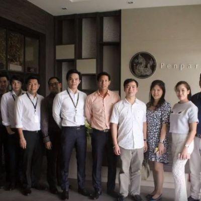 Cambodia Visitor @Penpark on 12-07-59
